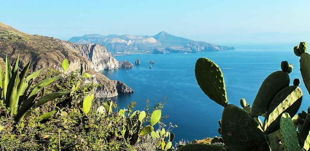 Aeolian Islands near Palermo