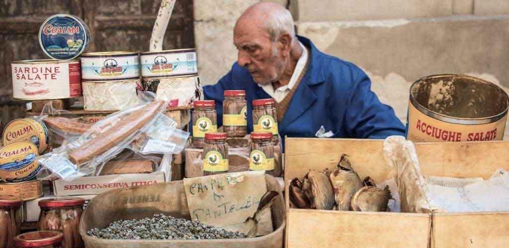 Palermo gastronomy
