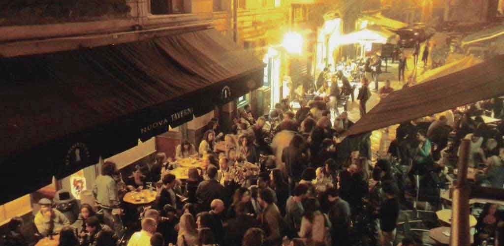 Experience the Palermo Nightlife
