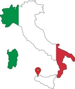 Palermo Italy maps