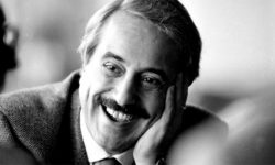 The judge Giovanni Falcone