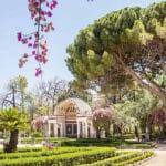 Botanical Gardens and Villa Giulia in Palermo
