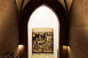 triumph of death in palazzo abatellis