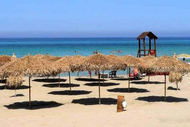 Capaci Beach