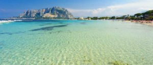 best beaches in palermo and surroundings