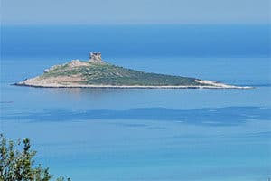 isola delle femmine islet in capaci