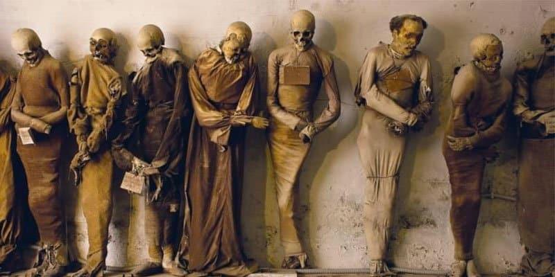 Catacombe in Palermo