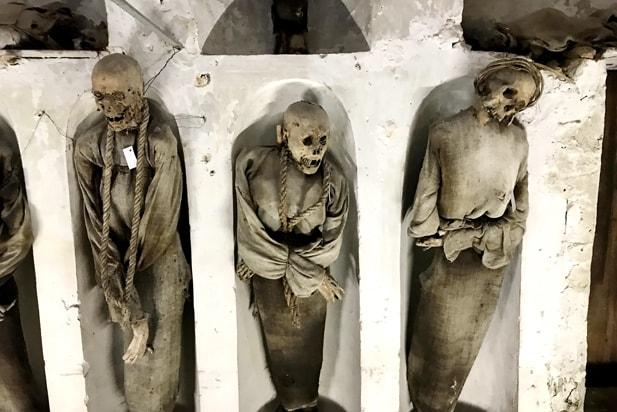 Capuchin cemetery