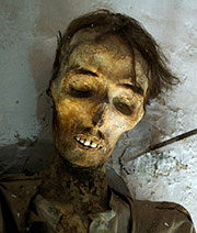 mummified corp