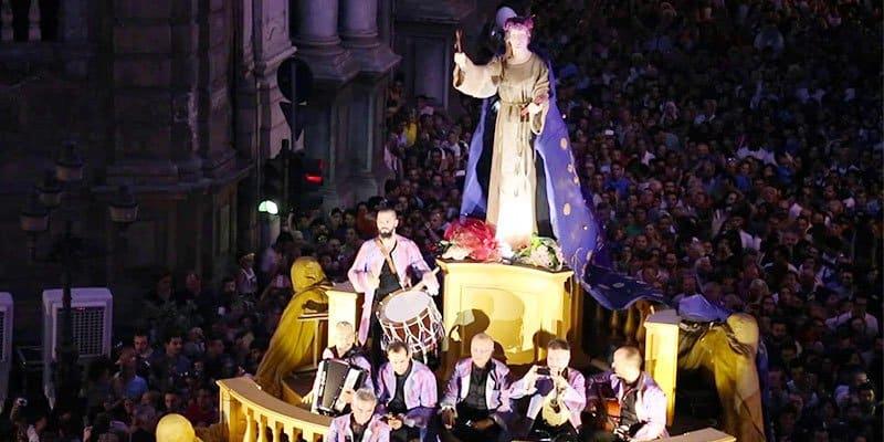 santa rosalia festinu