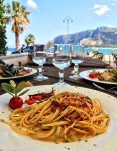 spaghetti mondello