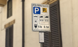 vehicle parking in palermo