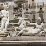 Palermo's Pretoria Fountain — One of a Kind