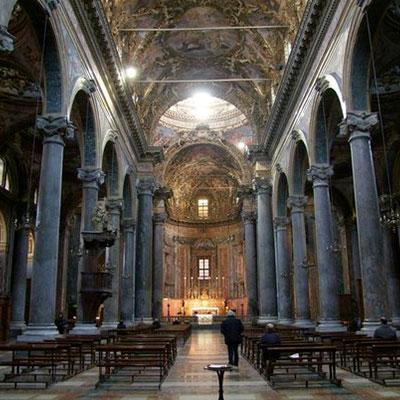 church san giuseppe dei teatini in palermo old town