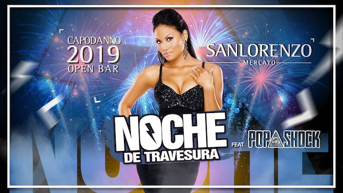 noche de travesura new year 2019