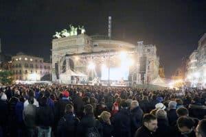 concert in politeama