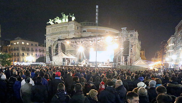How to Celebrate New Year's Eve in Palermo