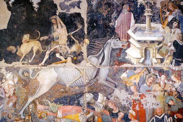 Trionfo della morte - Palazzo Abatellis