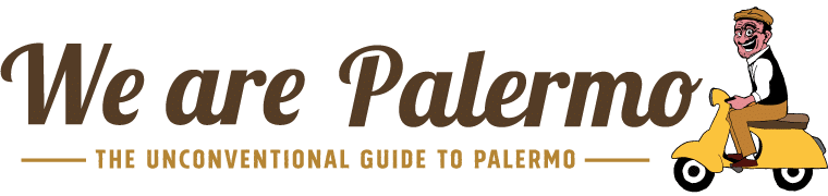 We are Palermo logo