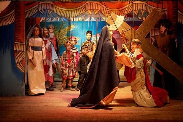 puppets theater cuticchio