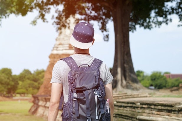 self guided walking tours