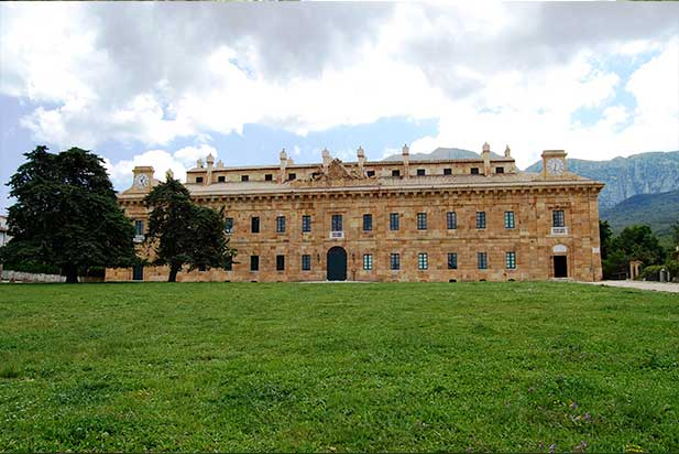 royal palace ficuzza