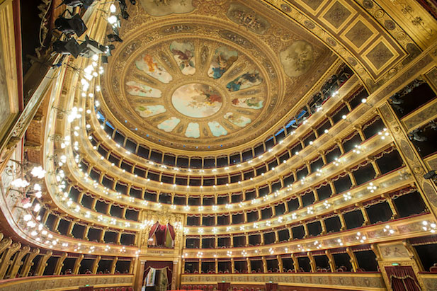 Attend a Massimo Theater show