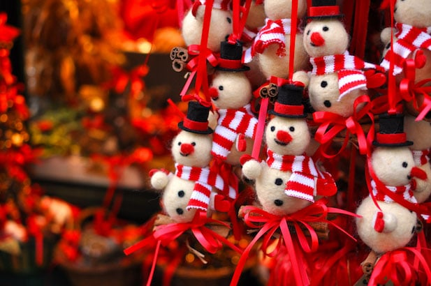 Christmas Markets in Palermo
