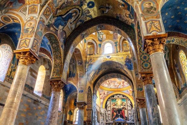 church santa maria dell'ammiraglio