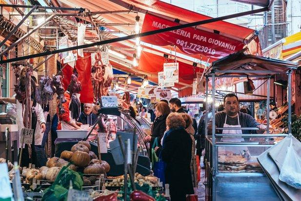 Visit the Street Markets