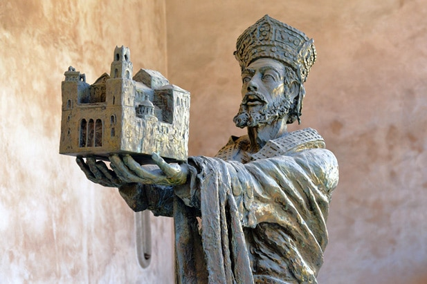 William II and the Cathedral of Monreale