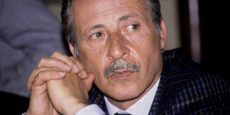 Paolo Borsellino Judge
