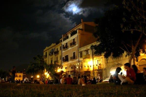 Piazza Magione