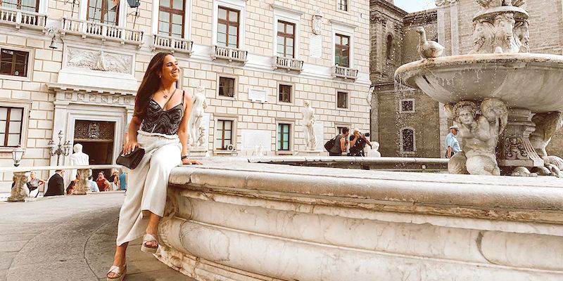 precautions female travelers should consider when traveling in Sicily
