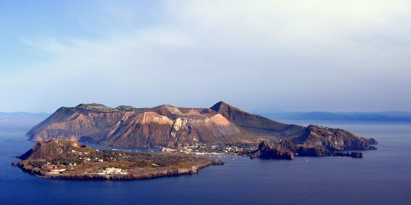 Visiting Sicily's Vulcano Island