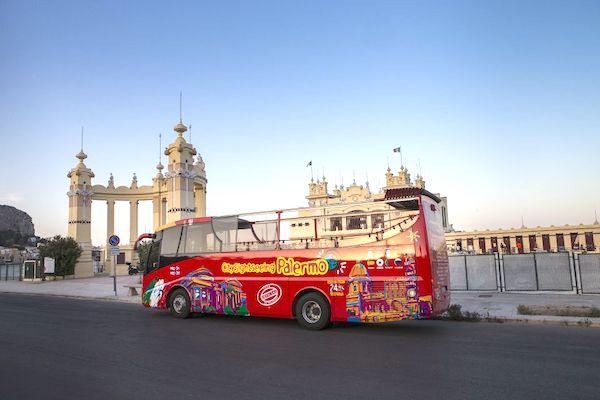 Bus Hop-On Hop-Off Palermo tour