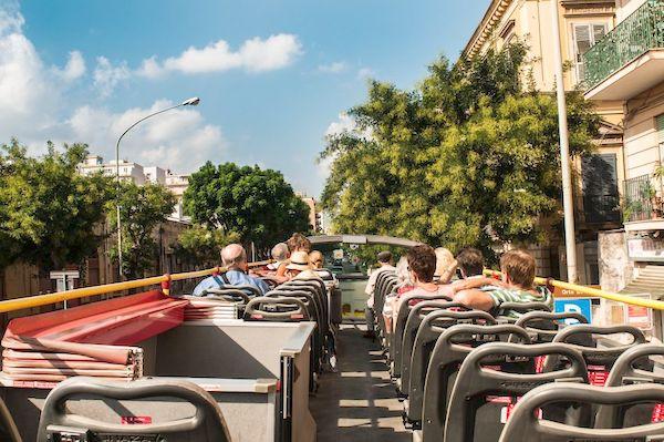 Palermo Hop-On Hop-Off Bus Tour