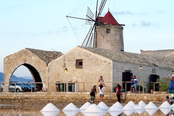 Salt Works of Trapani