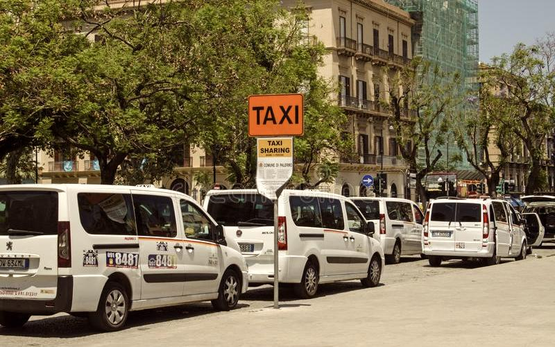 taxi services in palermo